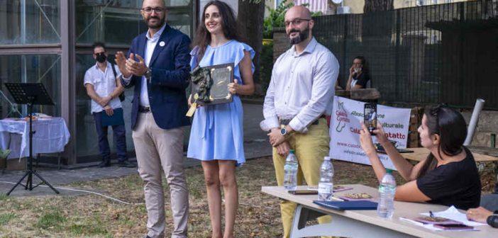 Cesare Dornetti Federica Nanci Giuseppe Guzzi Evento Finale Concorso Calabria Contatto