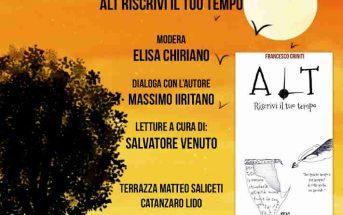 Francesco Criniti Racconti Eventi Riscrivi Tempo Calabria Contatto