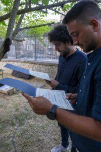 Francesco Miniaci Massimiliano Rogato Evento Finale Concorso Letterario Calabria Contatto