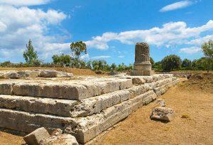 Parco Archeologico Locri Epizefiri Calabria Contatto