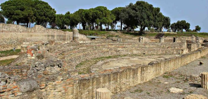 Teatro Antico Parco Sibari Calabria Contatto
