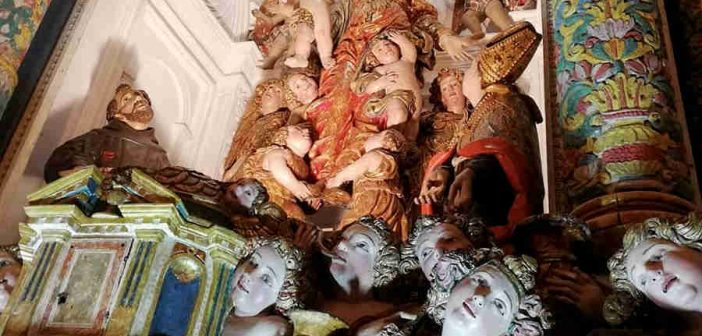 Convento Santa Maria Degli Angeli Badolato Calabria Contatto