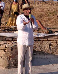 Francesco Cuteri Archeologo Mosaico Sala Calabria Contatto