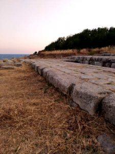 Parco Archeologico Antica Kaulon Scavi Calabria Contatto